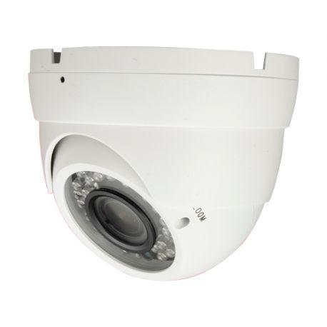 T955V-1EHAC Cámara domo 4 en 1, HD 720p, Zoom manual x4, visión nocturna 20m