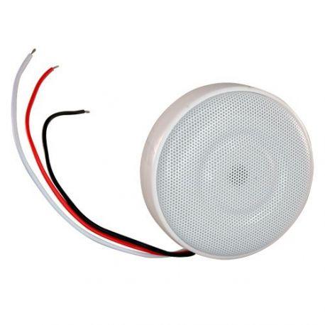 Micrófono externo de videovigilancia de alta sensibilidad y elegante diseño