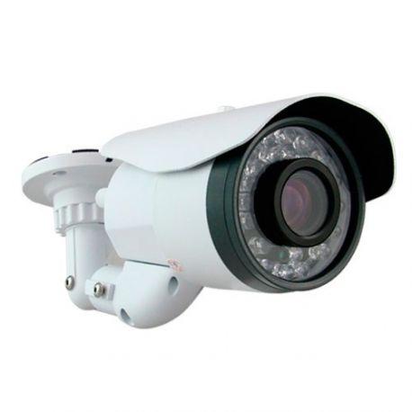 Cámara de vigilancia de exterior 4 en 1, Full HD 1080p, Zoom manual x10, visión nocturna 100m