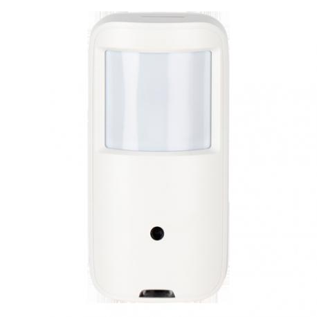 Cámara camuflada en sensor de alarma real HDCVI, Full HD 1080p, gran angular 94 grados