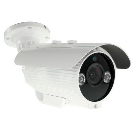 Cámara de vigilancia de exterior 4 en 1, Full HD 1080p, Zoom manual x4, visión nocturna 50m
