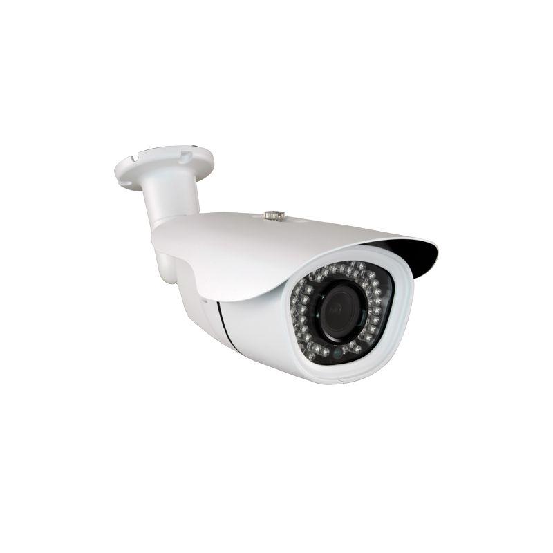 C mara de vigilancia de exterior 4 en 1 full hd zoom x4 for Camara vigilancia exterior