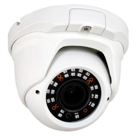 Cámara de vigilancia domo 4 en 1, Full HD 1080p, Zoom manual x4, visión nocturna 30m