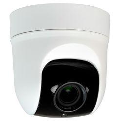 Cámara domo motorizada 4 en 1, Full HD 1080p, Zoom 4x, visión nocturna 35m