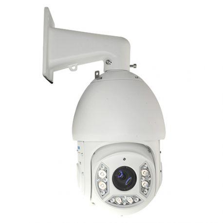 Cámara domo motorizada HDCVI, 4 Mpx., Zoom 30x, visión nocturna 100m