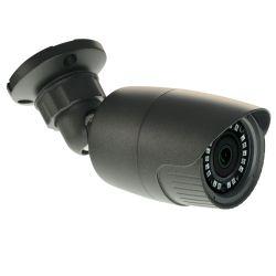 Cámara de seguridad de exterior 4 en 1, Full HD 1080p, 79 grados, visión nocturna 20m, gris