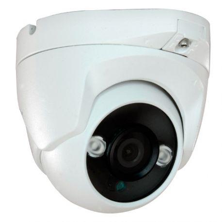 Cámara de vigilancia domo 4 en 1, Full HD 1080p, Zoom x4, visión nocturna Starlight 40m