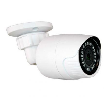 Cámara de vigilancia de exterior 4 en 1, HD 720p, gran angular de 94 grados, alcance IR 20m