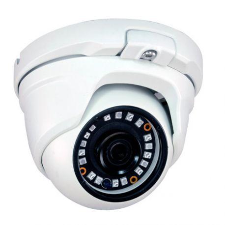 Cámara de vigilancia domo 4 en 1, HD 720p, gran angular de 94 grados, alcance IR 20m