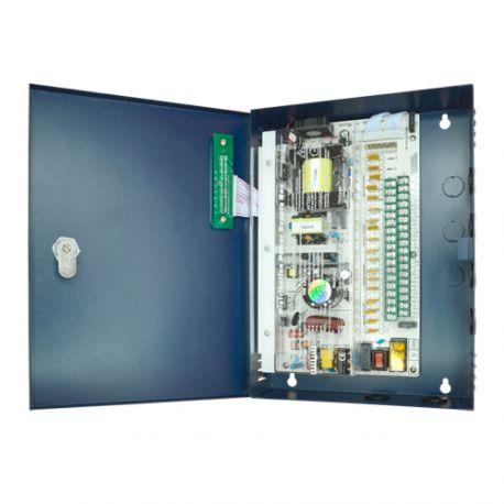 Caja de distribución de alimentación de 18 salidas 12V 20A