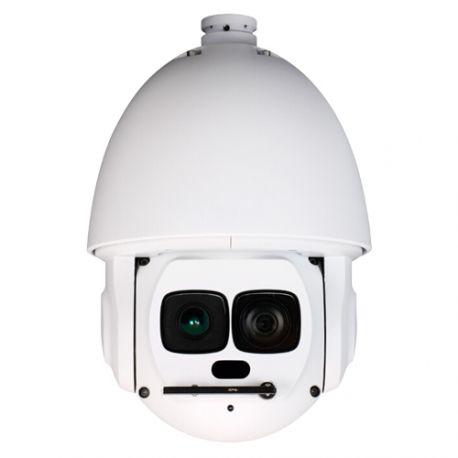 Cámara IP domo motorizada Dahua Smart con Auto-tracking, 2 Mpx, Zoom 30x, visión nocturna 500m