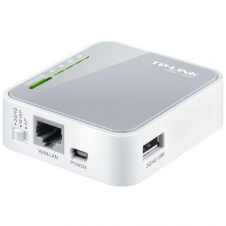 Router Wifi 3G/4G portátil