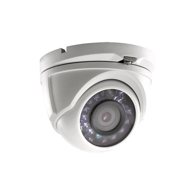 Cámara De Vigilancia Domo 4 En 1 Full Hd 1080p Gran Angular De 103 Grados Alcance