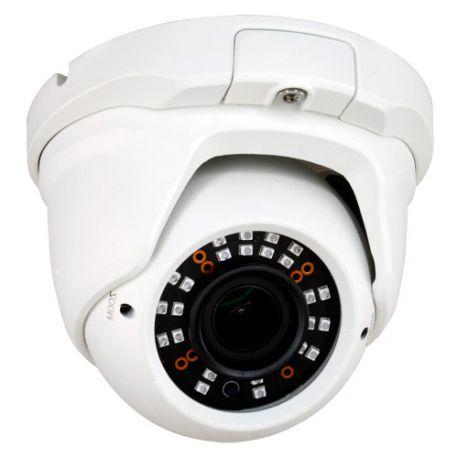 Cámara de vigilancia domo 4 en 1, Full HD 1080p PRO, Zoom x4, visión nocturna 30m