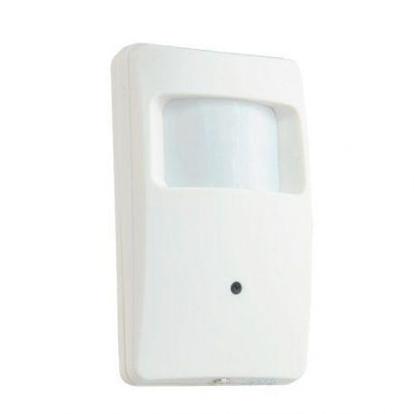 Cámara camuflada en sensor de alarma 4 en 1, Full HD 1080p, 79 grados, visión nocturna 10m