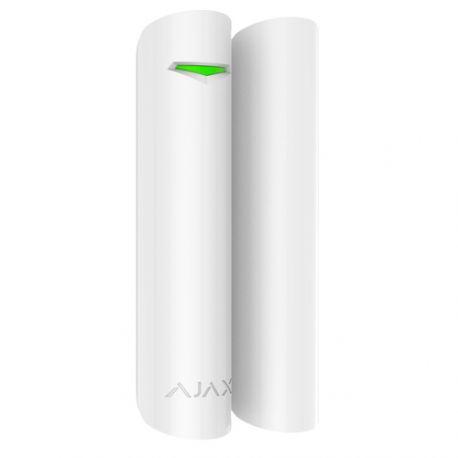 Detector de vibración y contacto magnético Ajax AJ-DOORPROTECTPLUS-W
