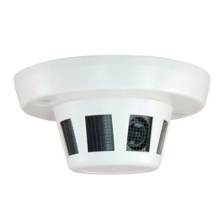 Cámara camuflada en sensor de humos 4 en 1, Full HD 1080p, 79 grados