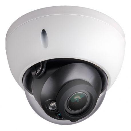 Cámara IP domo X-Security antivandálica, 2 Mpx., Zoom manual 4x, visión nocturna 30m
