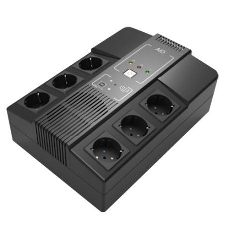 Sistema de alimentación ininterrumpida (SAI) de 800VA/480W