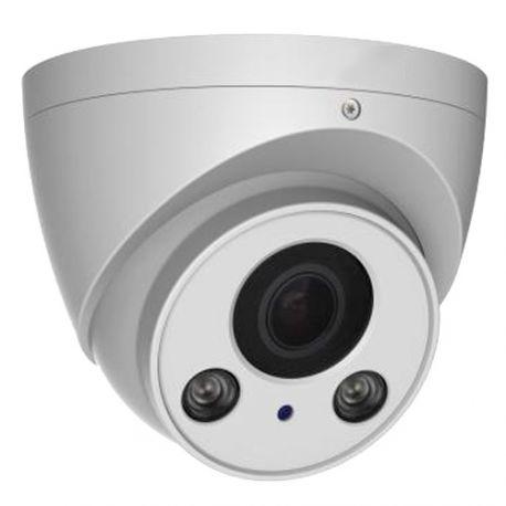 Cámara IP domo X-Security Smart, 4 Mpx., 104 grados, alcance IR 50m
