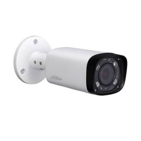 Cámara de vigilancia Dahua exterior 4 en 1, HD 720p PRO, Zoom manual 5x, alcance IR 30m