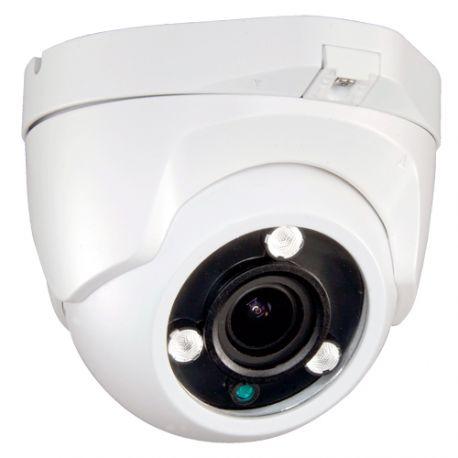 Cámara de vigilancia domo 4 en 1, Full HD 1080p PLUS, Zoom 5x, visión nocturna 40m
